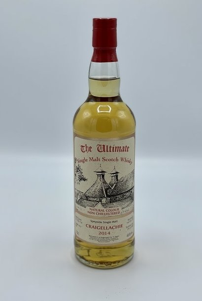 The Ultimate - Craigellachie 5Y