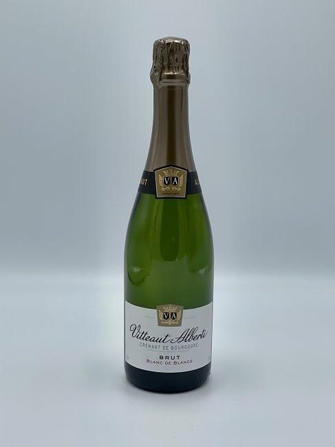Vitteaut-Alberti - Cremant de Bourgogne Blanc de Blanc Brut-1