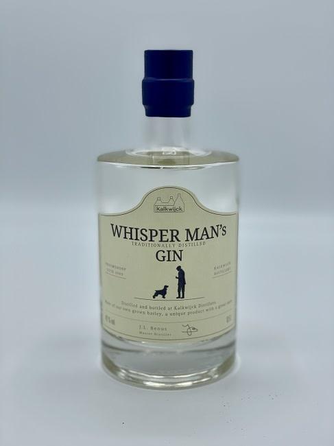 Whisper Man's Gin 0,7-1