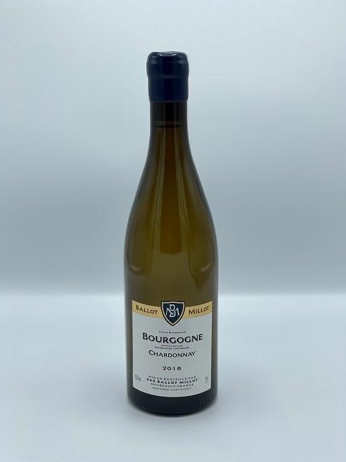 Domaine Ballot Millot - Bourgogne Chardonnay-1