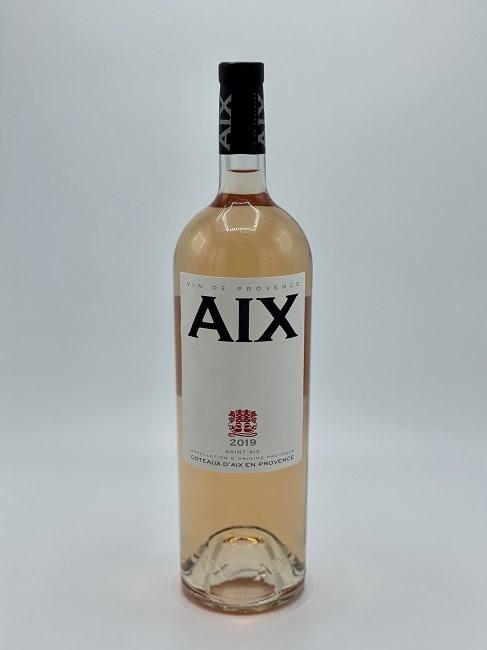 Maison Saint Aix - Coteaux d'Aix en Provence Rosé MAGNUM-1
