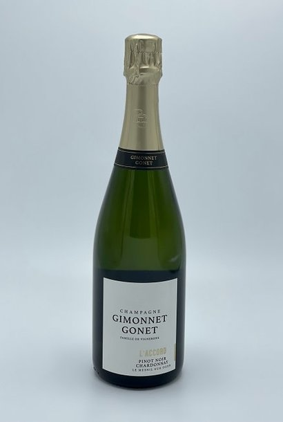 Gimonnet Gonet - Champagne brut Tradition L'Accord