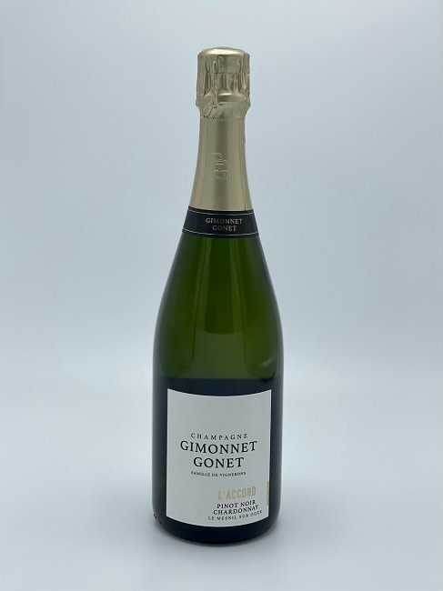Gimonnet Gonet - Champagne brut Tradition L'Accord-1