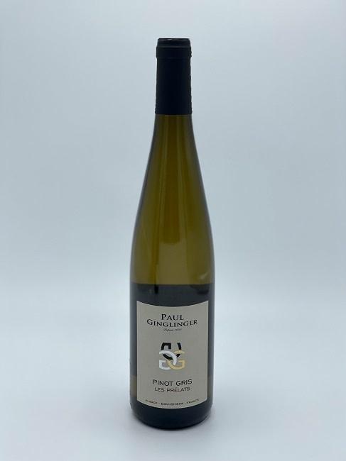 Domaine Paul Ginglinger - Pinot Gris les Prelats-1