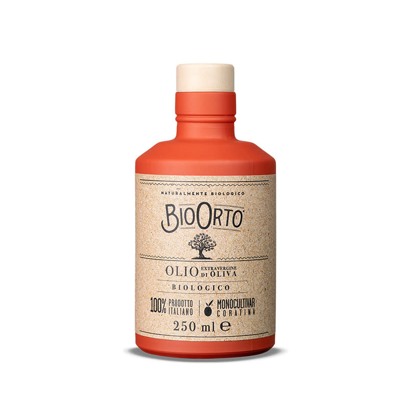 BioOrto - Monocultivar Coratina Organic Extra Vergine Olijfolie-1