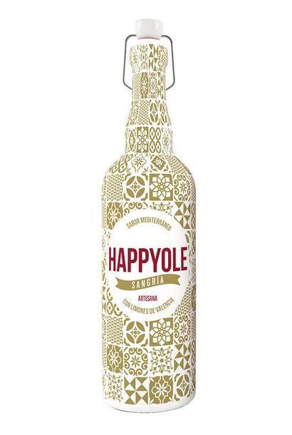 HappyOle Sangria - Macabeo-Moscatel (wit)