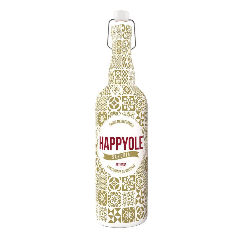 HappyOle Sangria - Macabeo-Moscatel (wit)-1