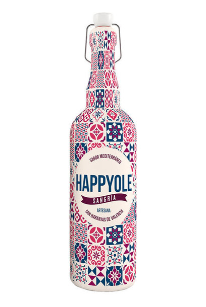 HappyOle Sangria - Temperanillo (rood)