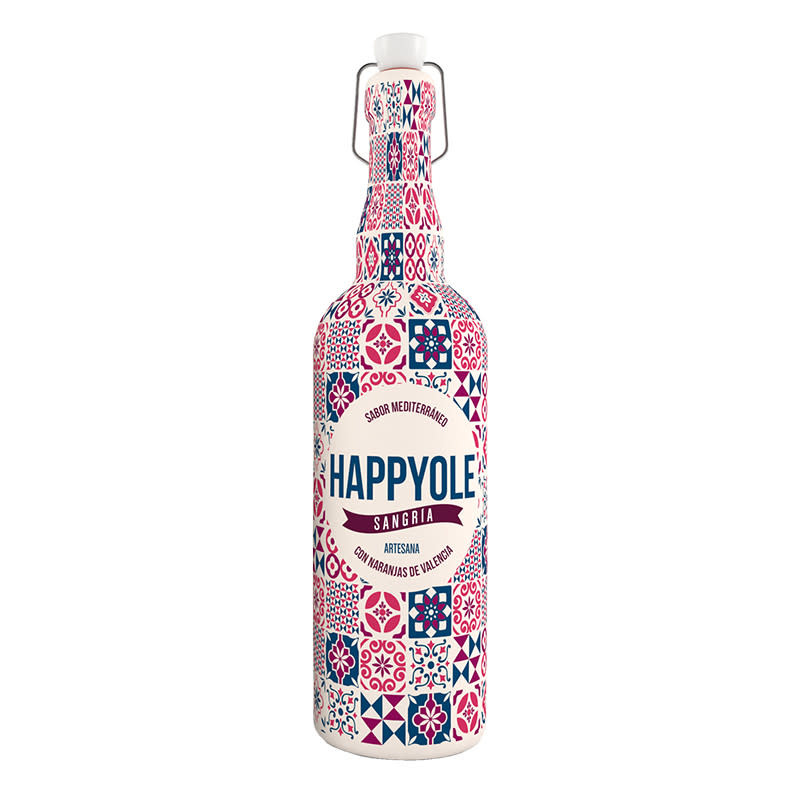 HappyOle Sangria - Temperanillo (rood)-1