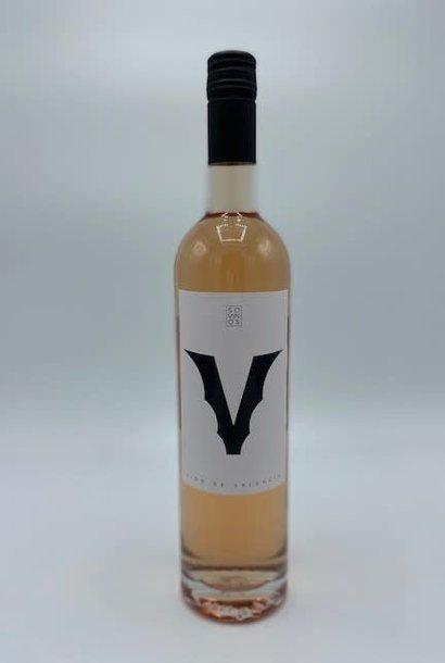 Bodegas Nodus - The V-Rosé