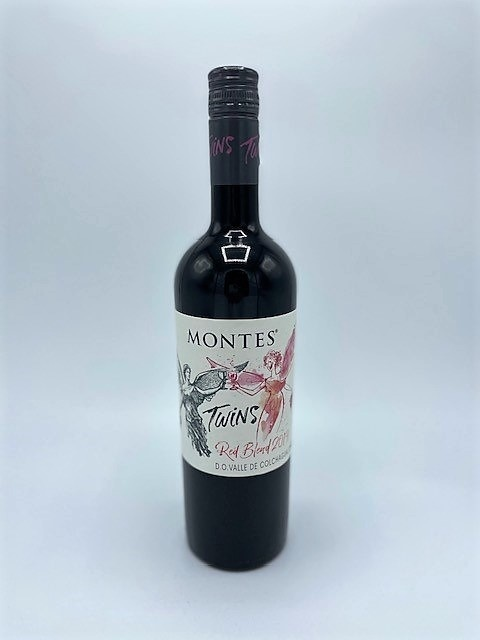 Montes - Twins Red Blend-1