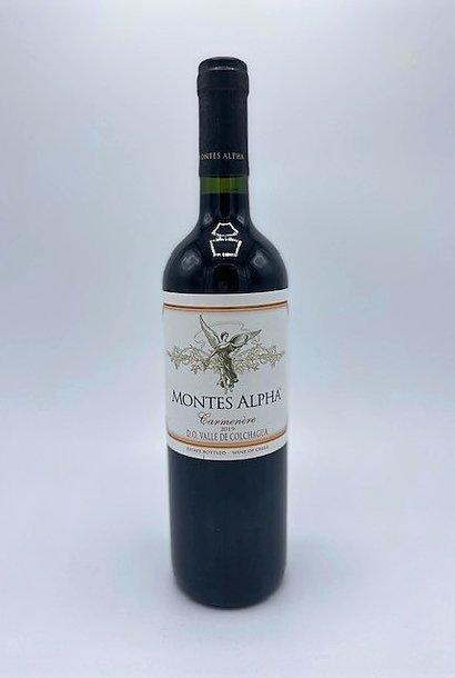 Montes Alpha - Carmenère