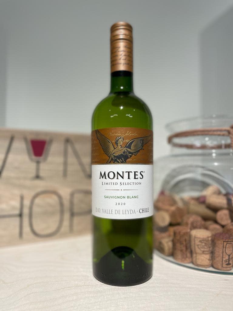 Montes Limited Selection - Sauvignon Blanc-2
