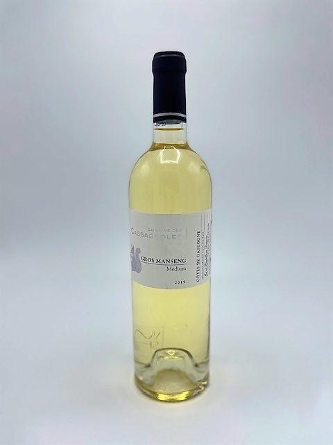Domaine des Cassagnoles - Gros Manseng medium-1