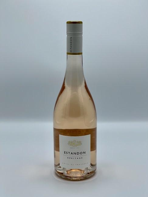 Estandon - Héritage Provence rosé-1