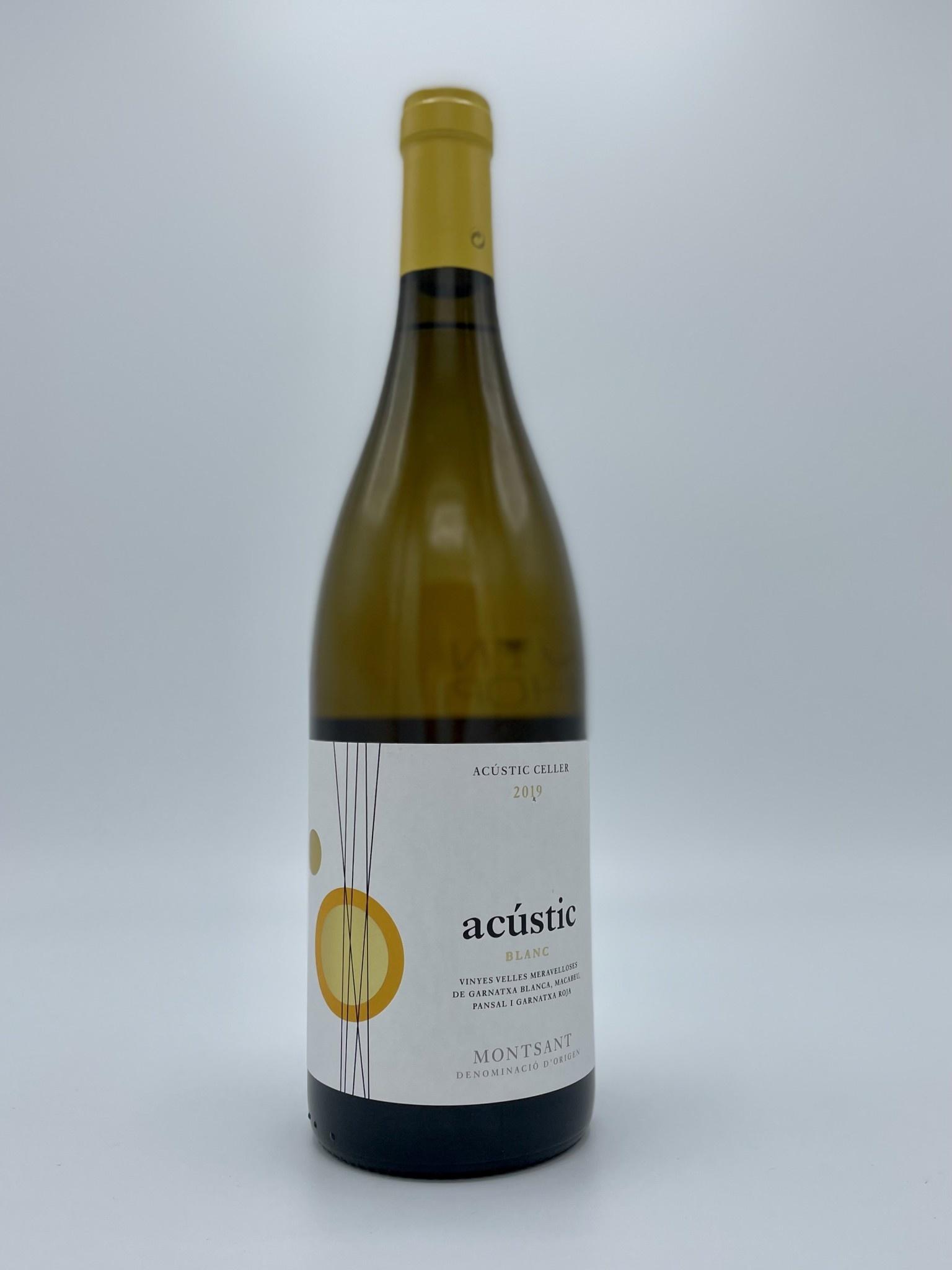 Acústic Celler - Montsant Acústic Blanc-1