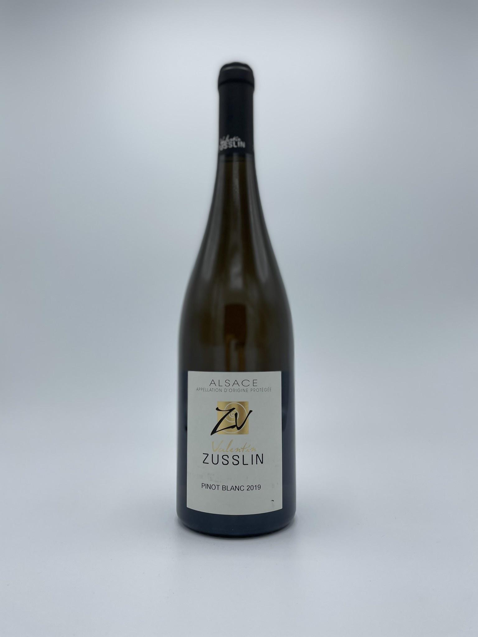 Domaine Valentin Zusslin - Pinot Blanc-1