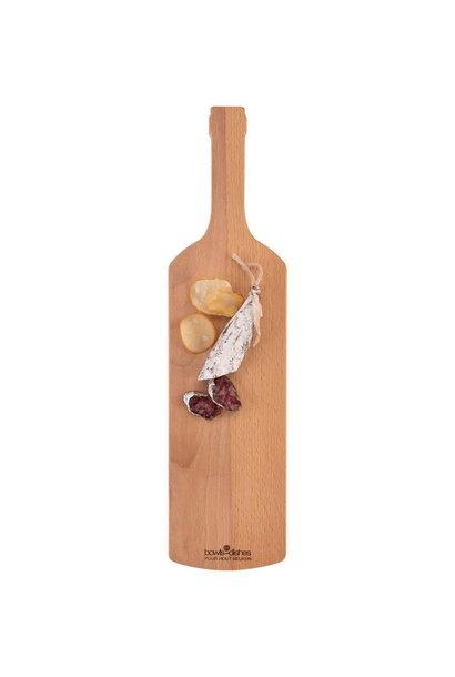 Puur Hout - Beuken wijnfles plank 49cm