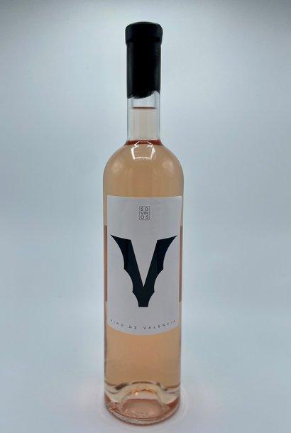 Bodegas Nodus - The V-Rosé Magnum