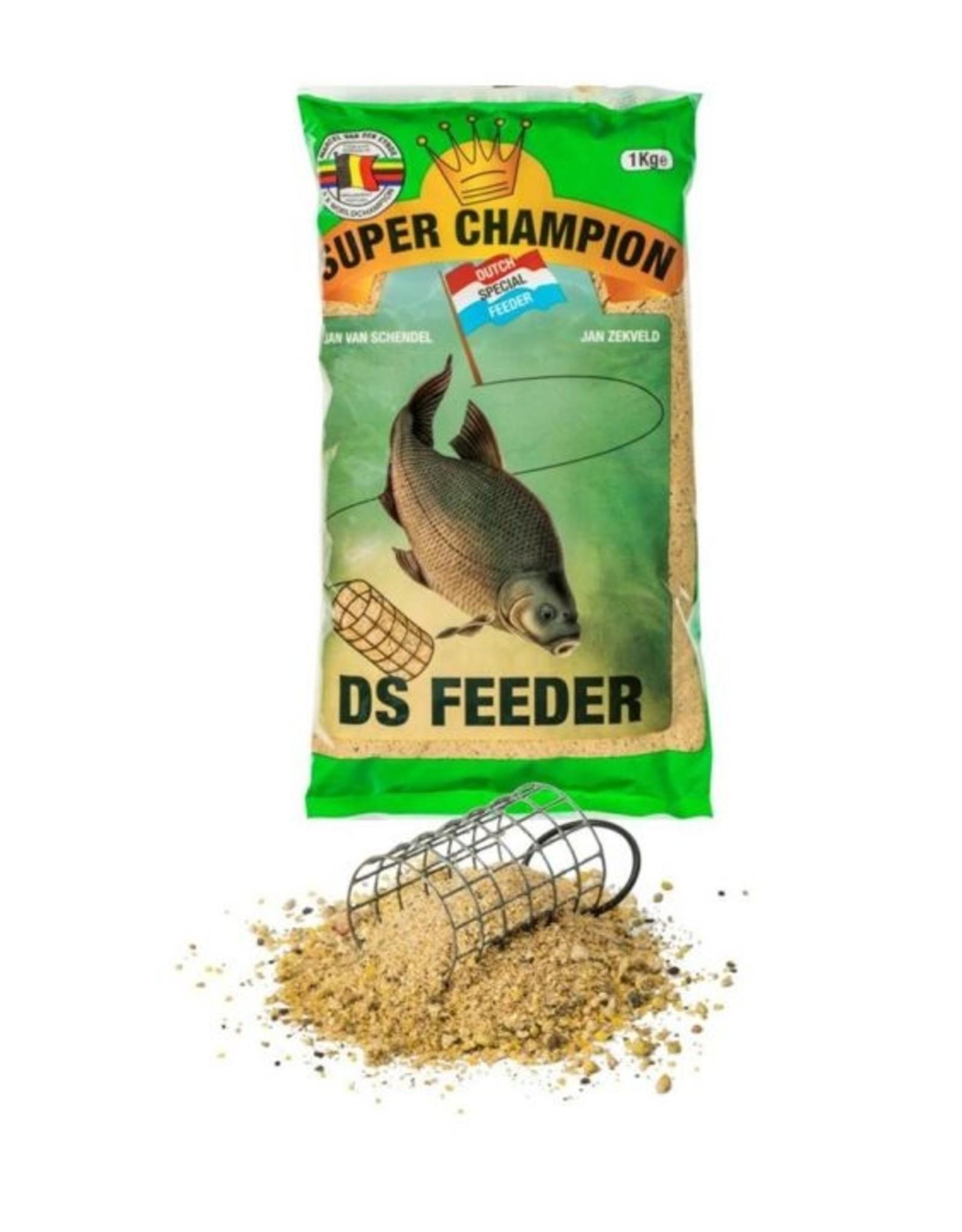 Marcel van de Eynde Van den Eynde Super Champion DS Feeder