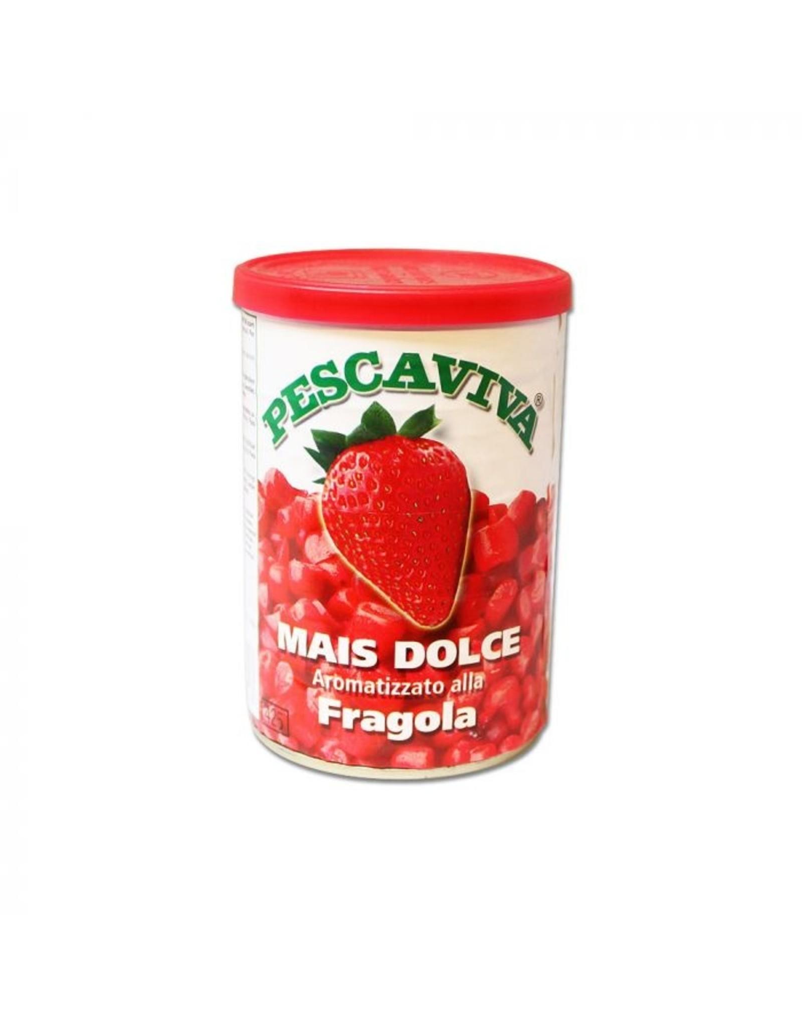 evezet Zoete Mais Strawberry