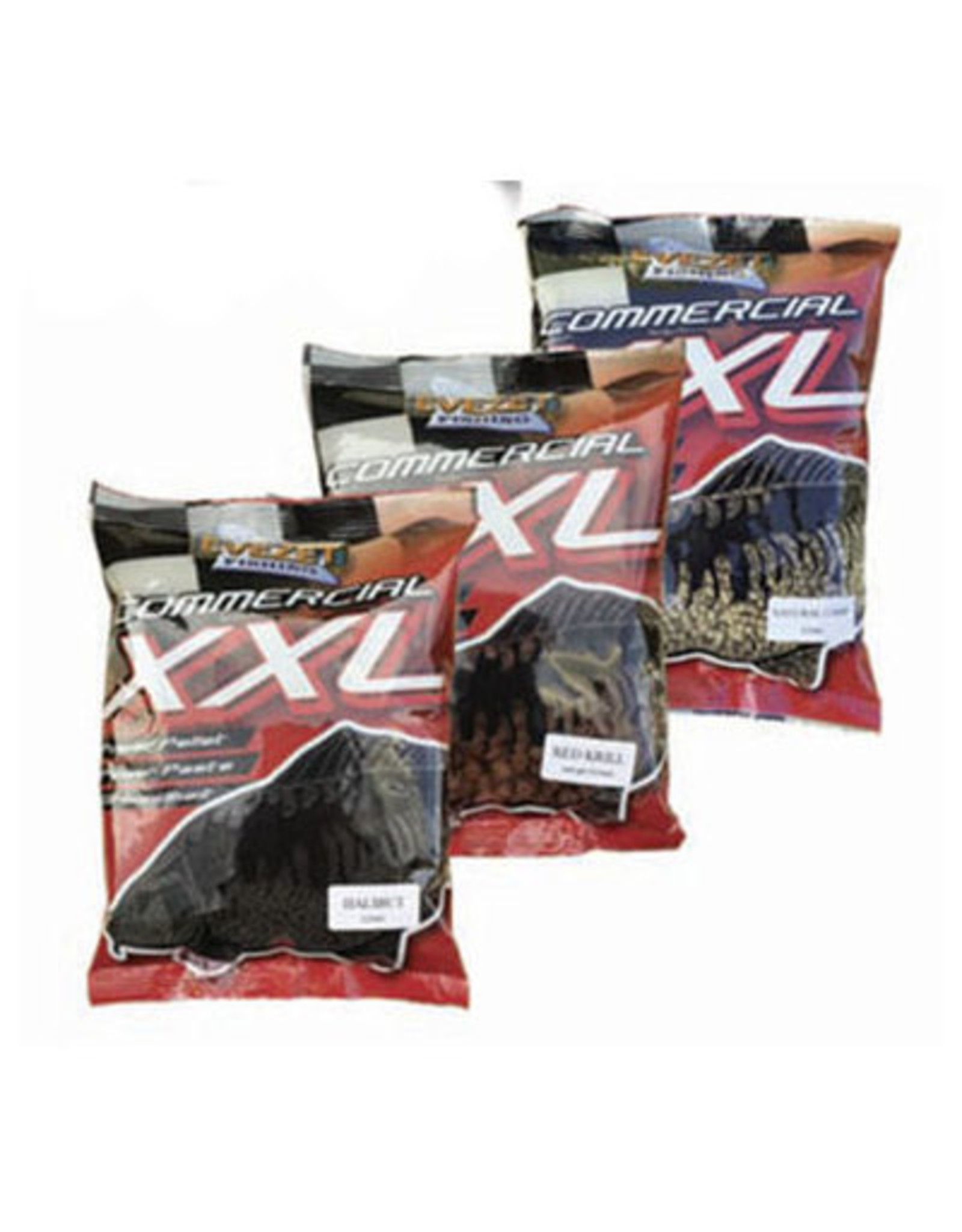 evezet Evezet Commercial XXL Power pellet Halibut