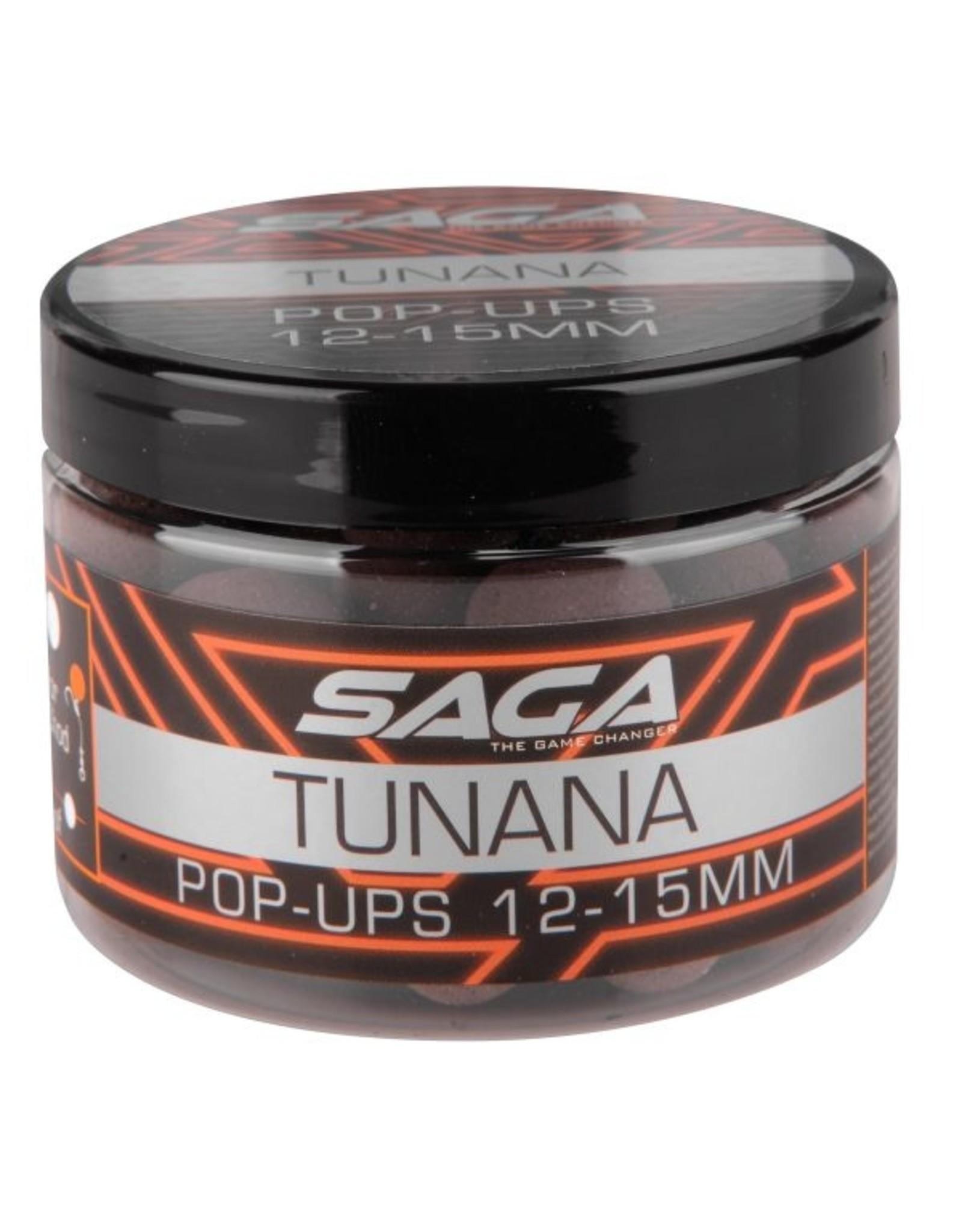 SAGA Saga Tunana 12&15mm