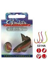 GAMA Trout LS-5314 120cm 6 0,22mm