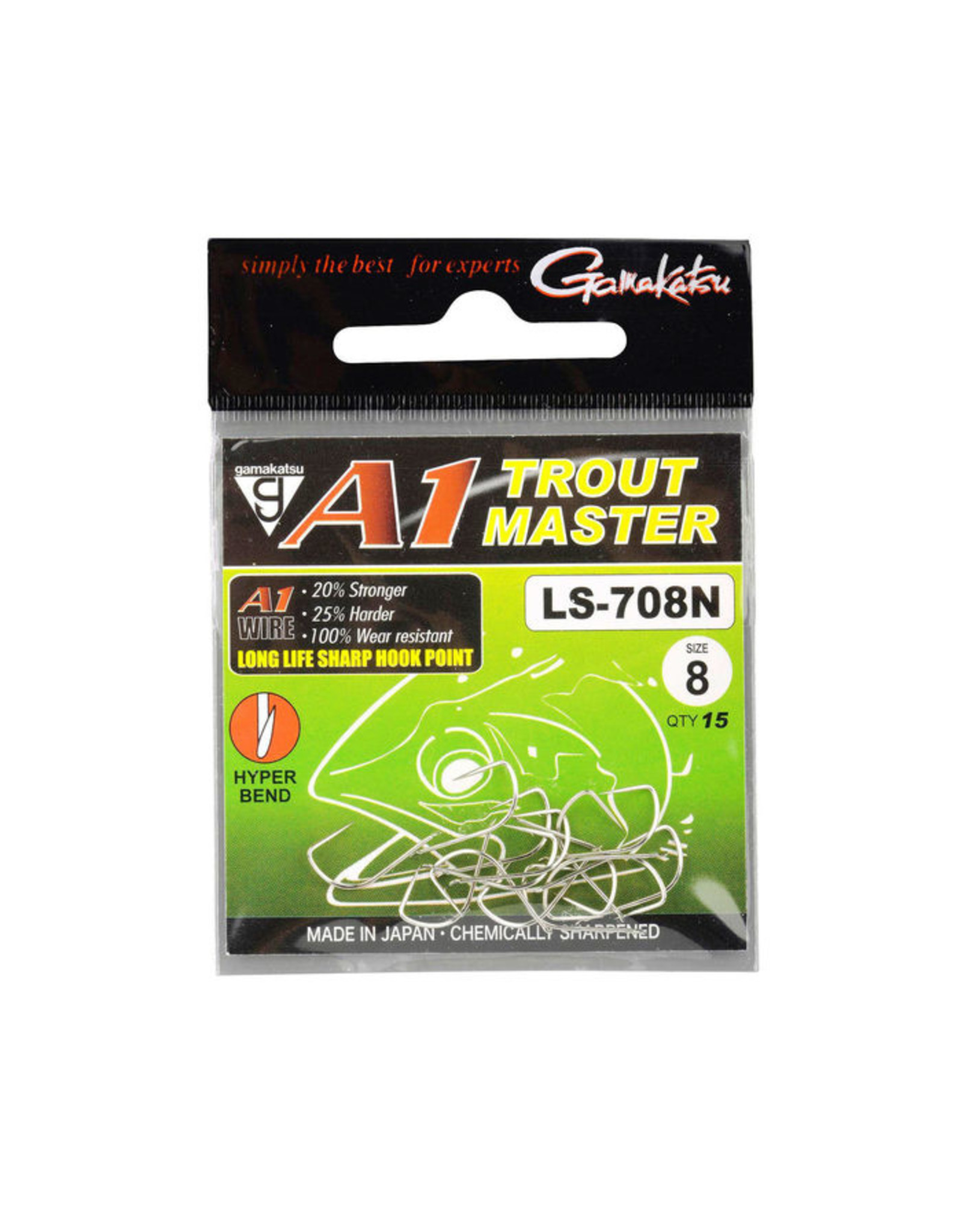 GAMA A1 TroutMaster LS-708