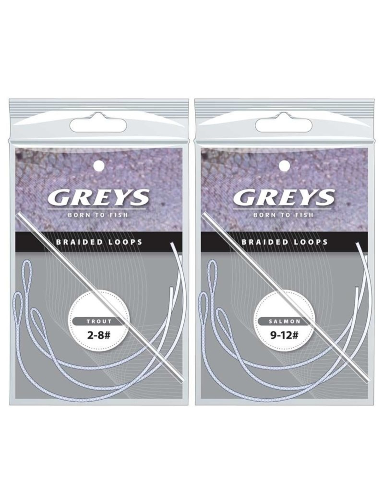 Greys Greys 4 Braided Loops