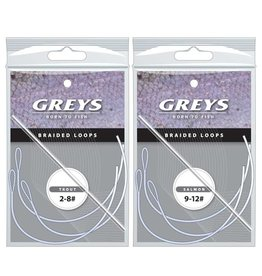 Greys Greys 4 Braided Loops