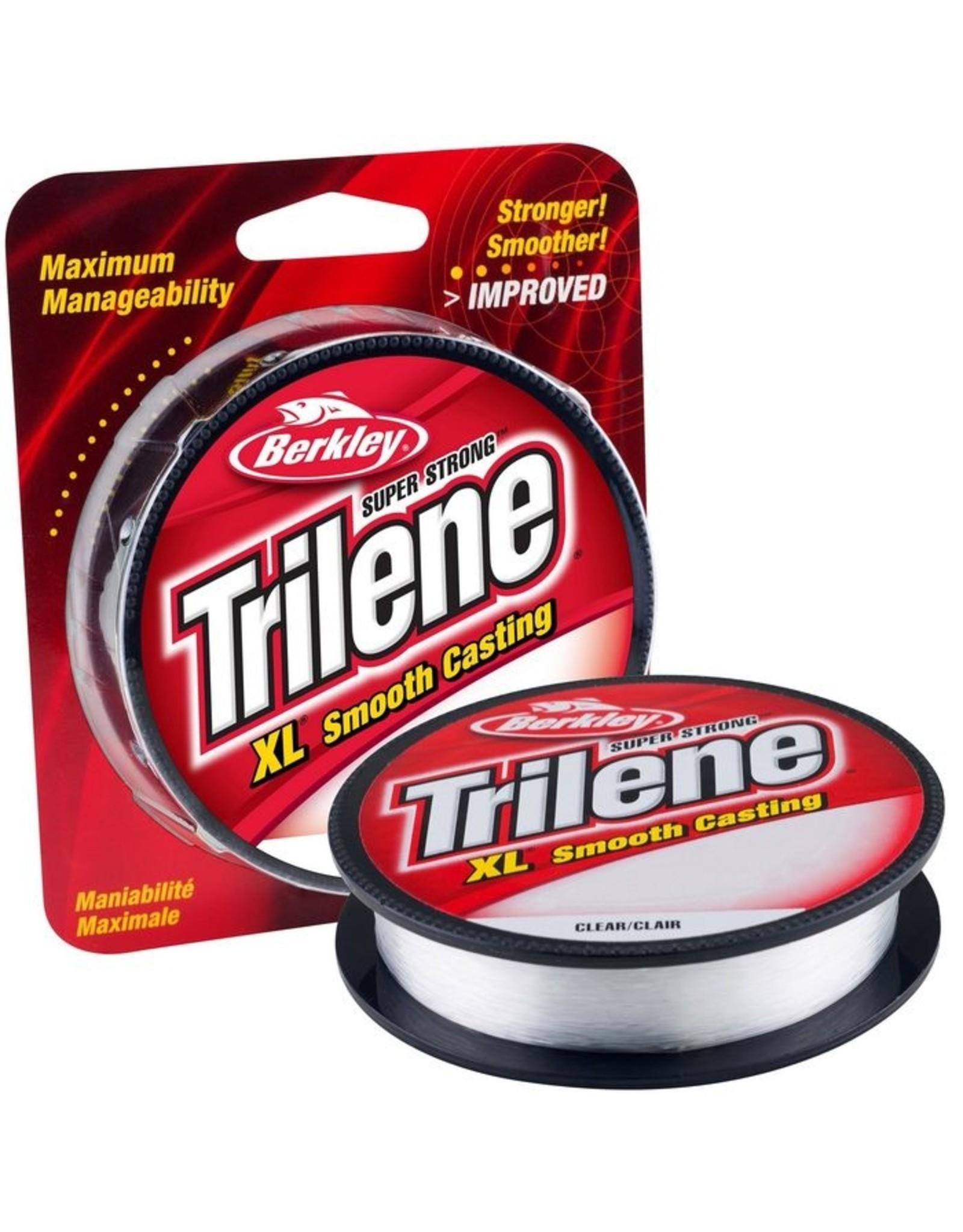 Berkley Trilene  xl smooth casting