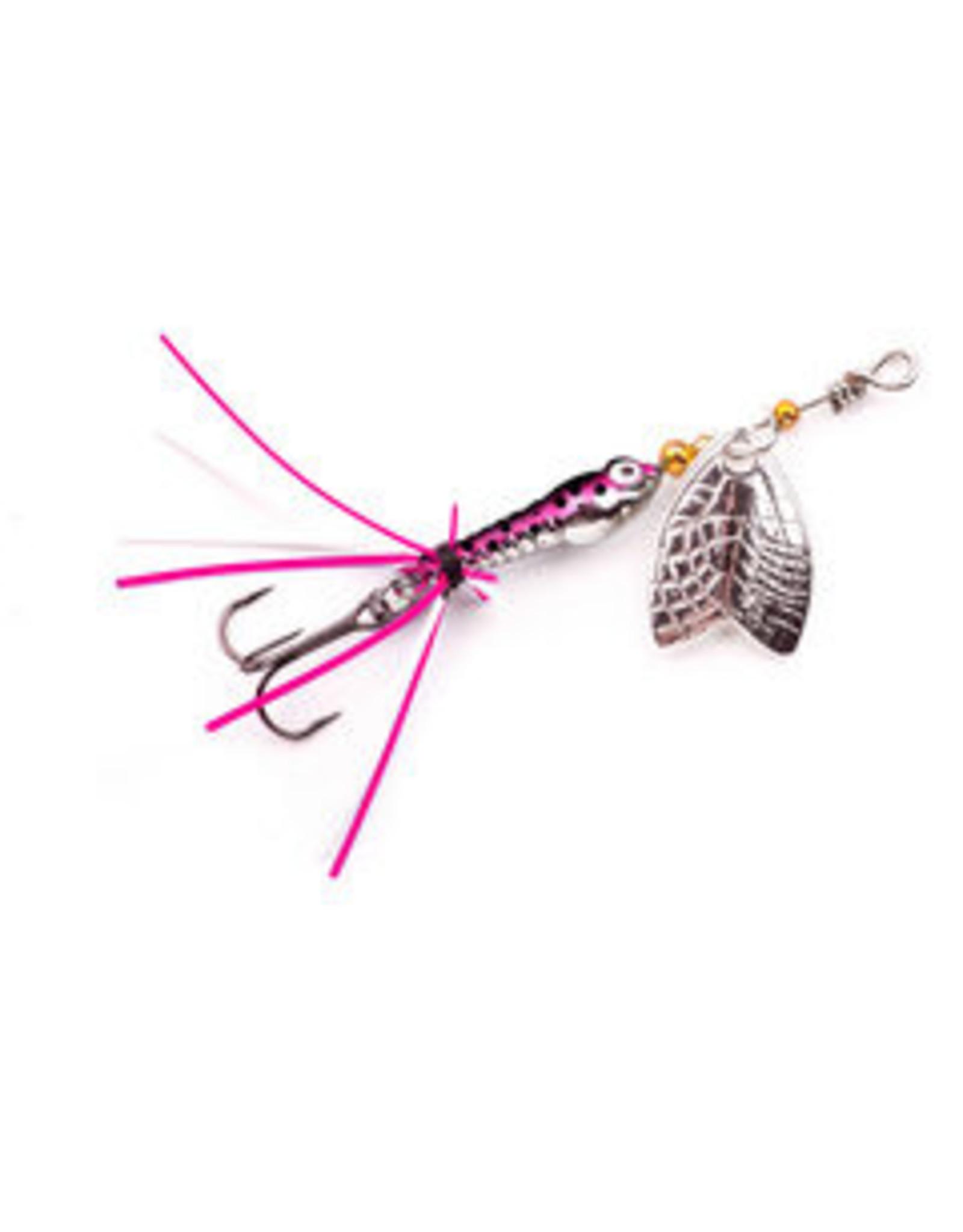 SPRO Larva Mayfly Micro Spinner Treble #10