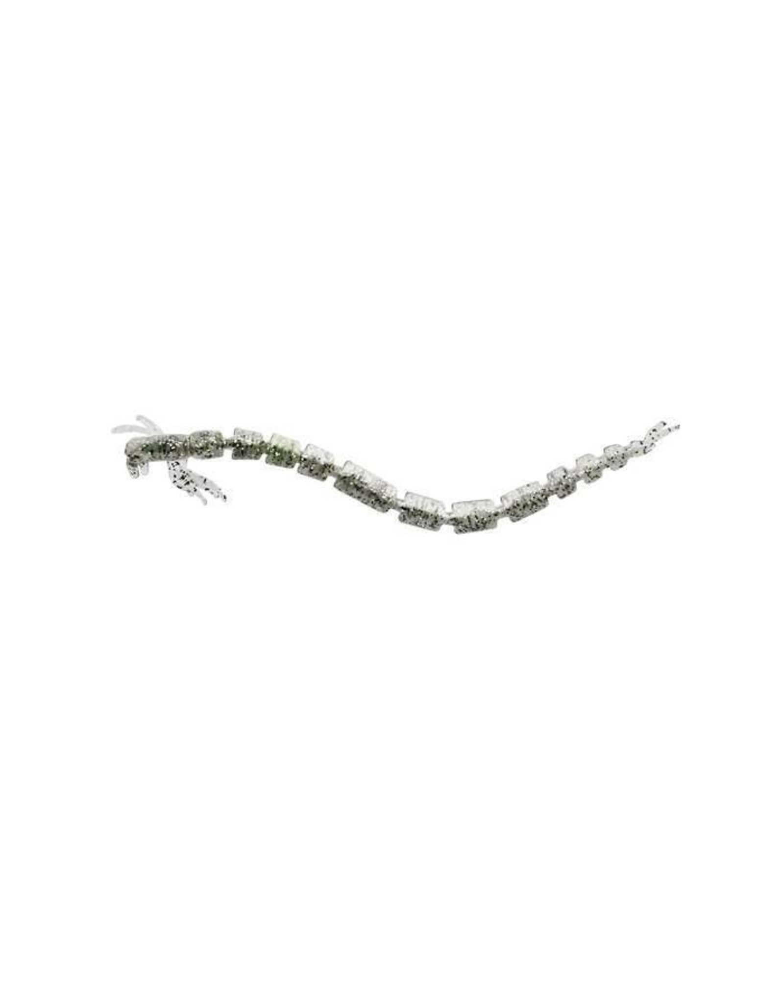 Westin BloodTeez 5,5 cm  Sparkling Grey 10-pack.