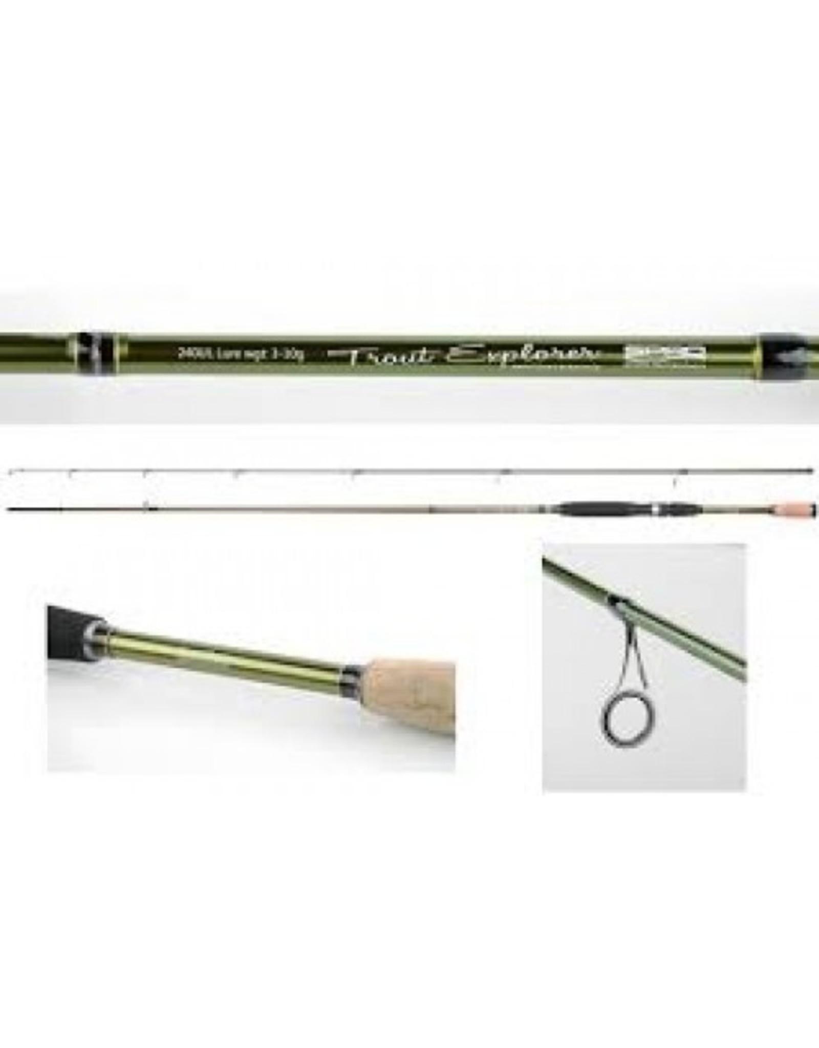 SPRO Spro Trout Explorer 2.10 m 3-10 g