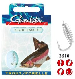 GAMA Trout LS-3610 Spiral