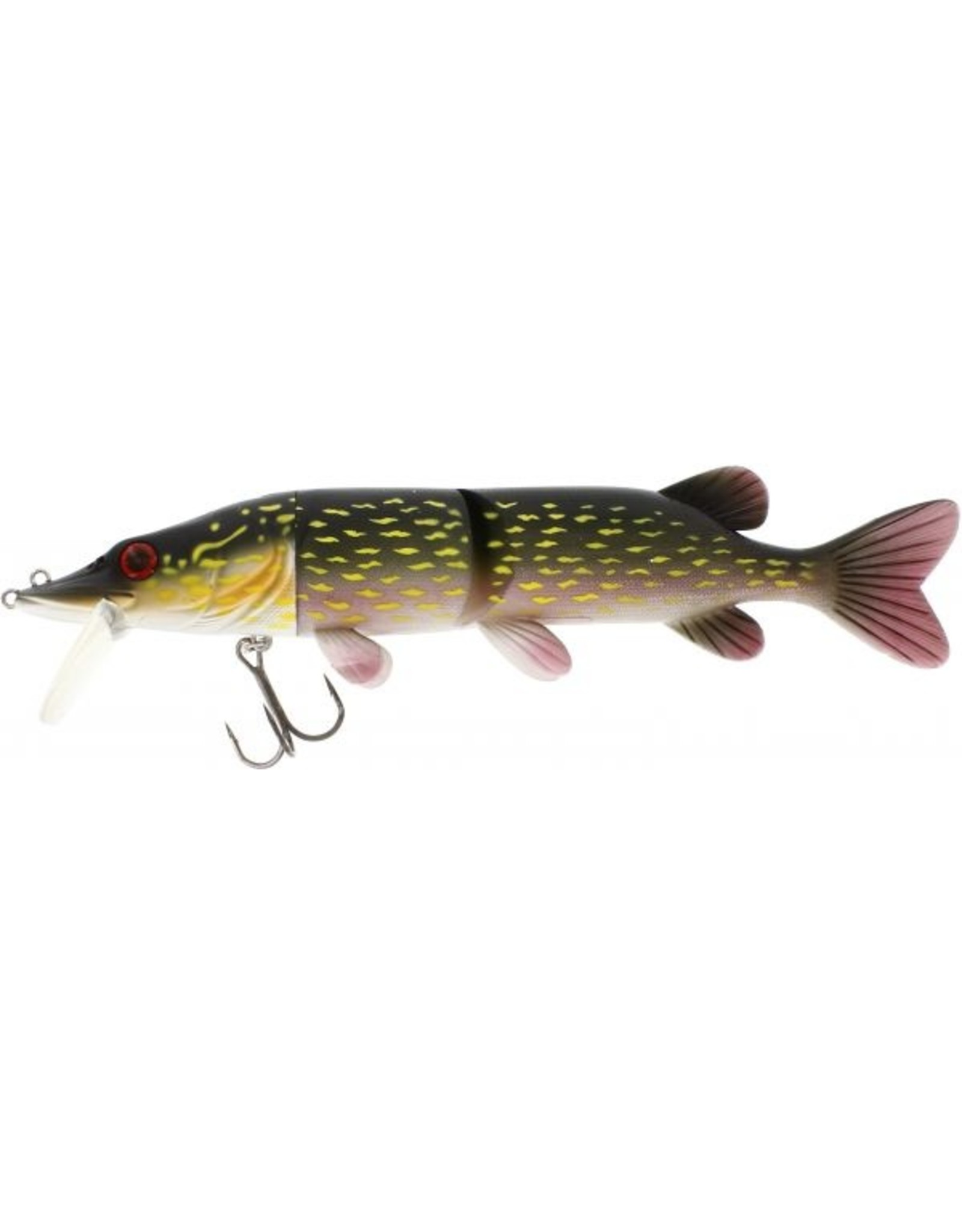 Westin Westin Mike the Pike 28 cm 185 g Low Floating Metal Pike