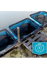 CREST Cresta Soft Carp Margin keepnet 360° block