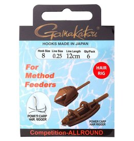GAMA Method Feeder Hair