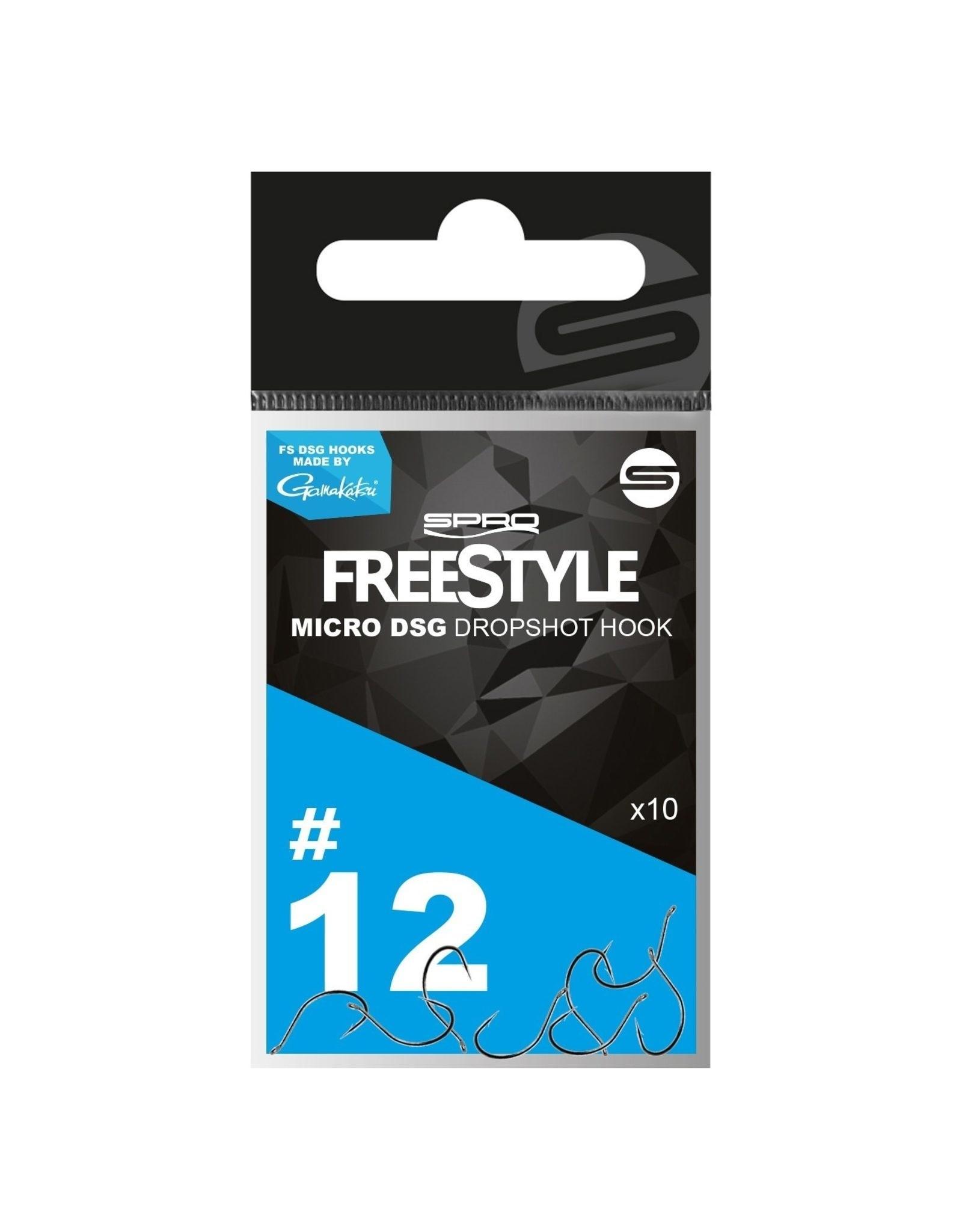 freestyle FreeStyle DSG Micro Hooks
