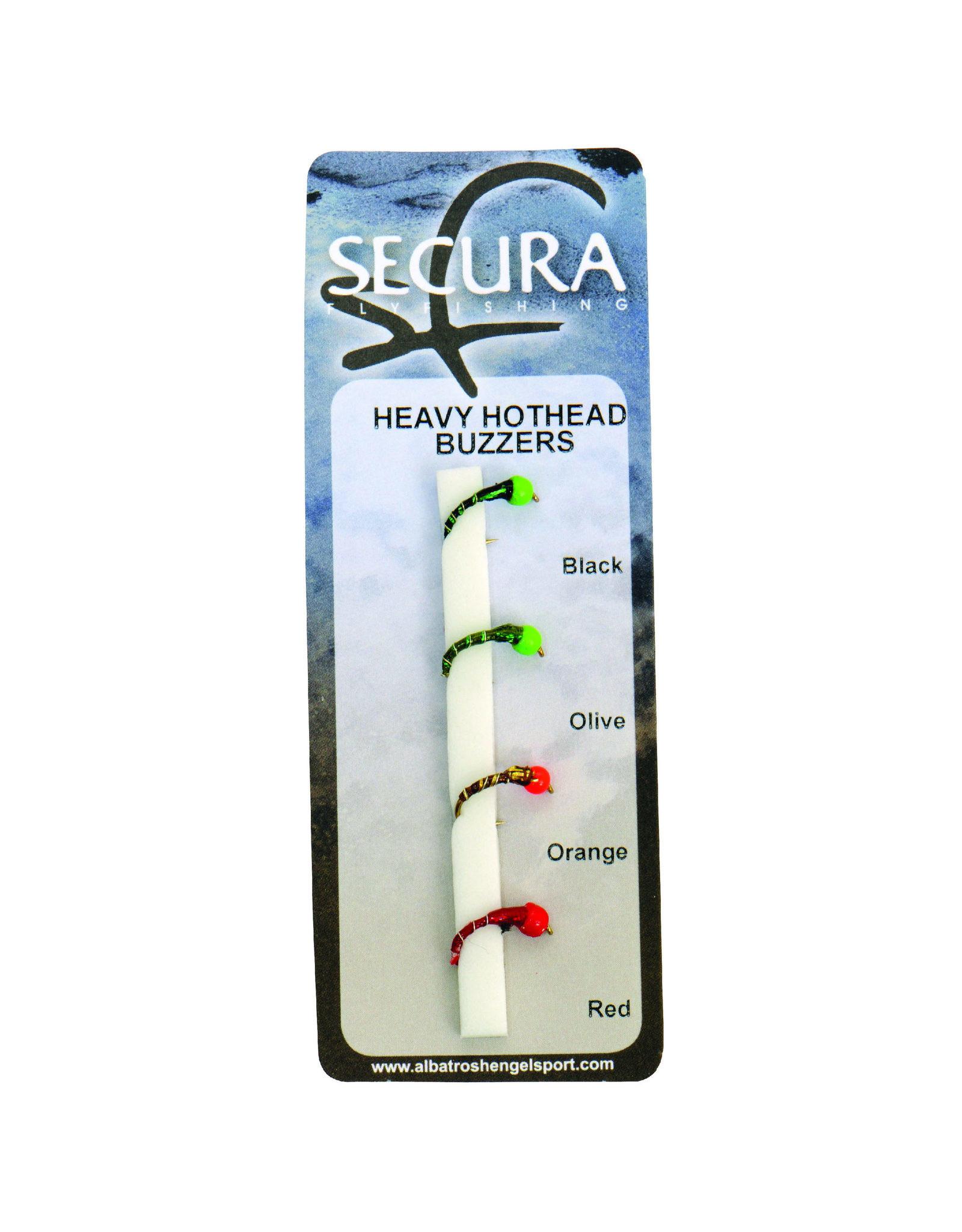 secura Secura Heavy Hothead Buzzers