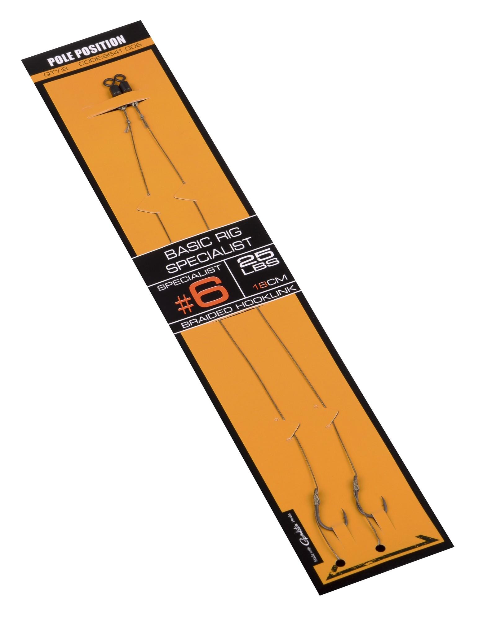STRTG Pole Position Basic Rig Specialist