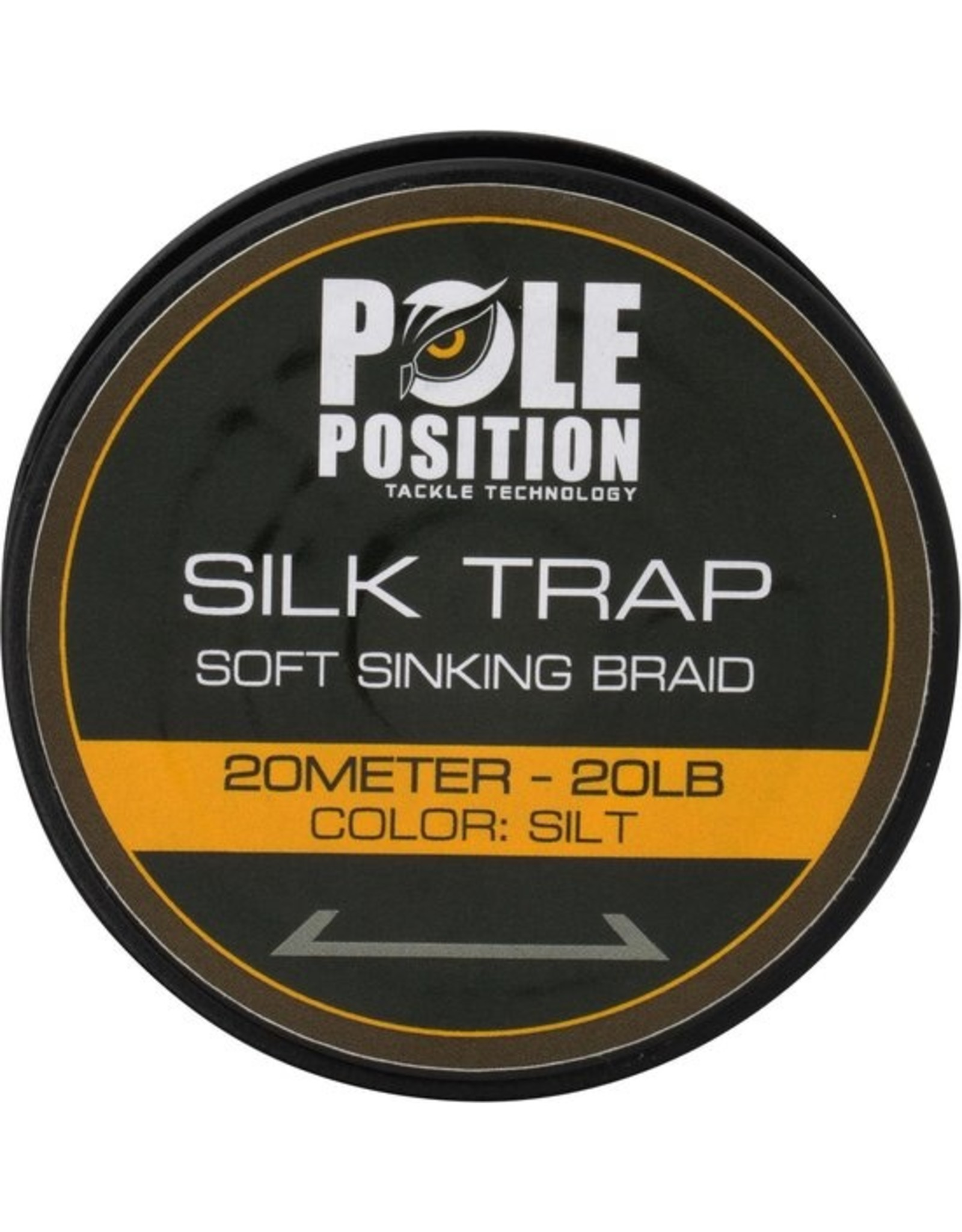 STRTG Pole Position Silk Trap Sinking Braid