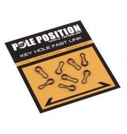 POLEP Strategy Keyhole fastlink Black