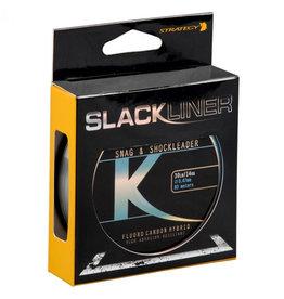 STRTG Pole Position Slackliner Snag & Shock Leader 80m Fluor Carbon