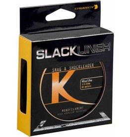 STRTG Pole Position Slackliner Snag & Shock Leader 80m Monofilament
