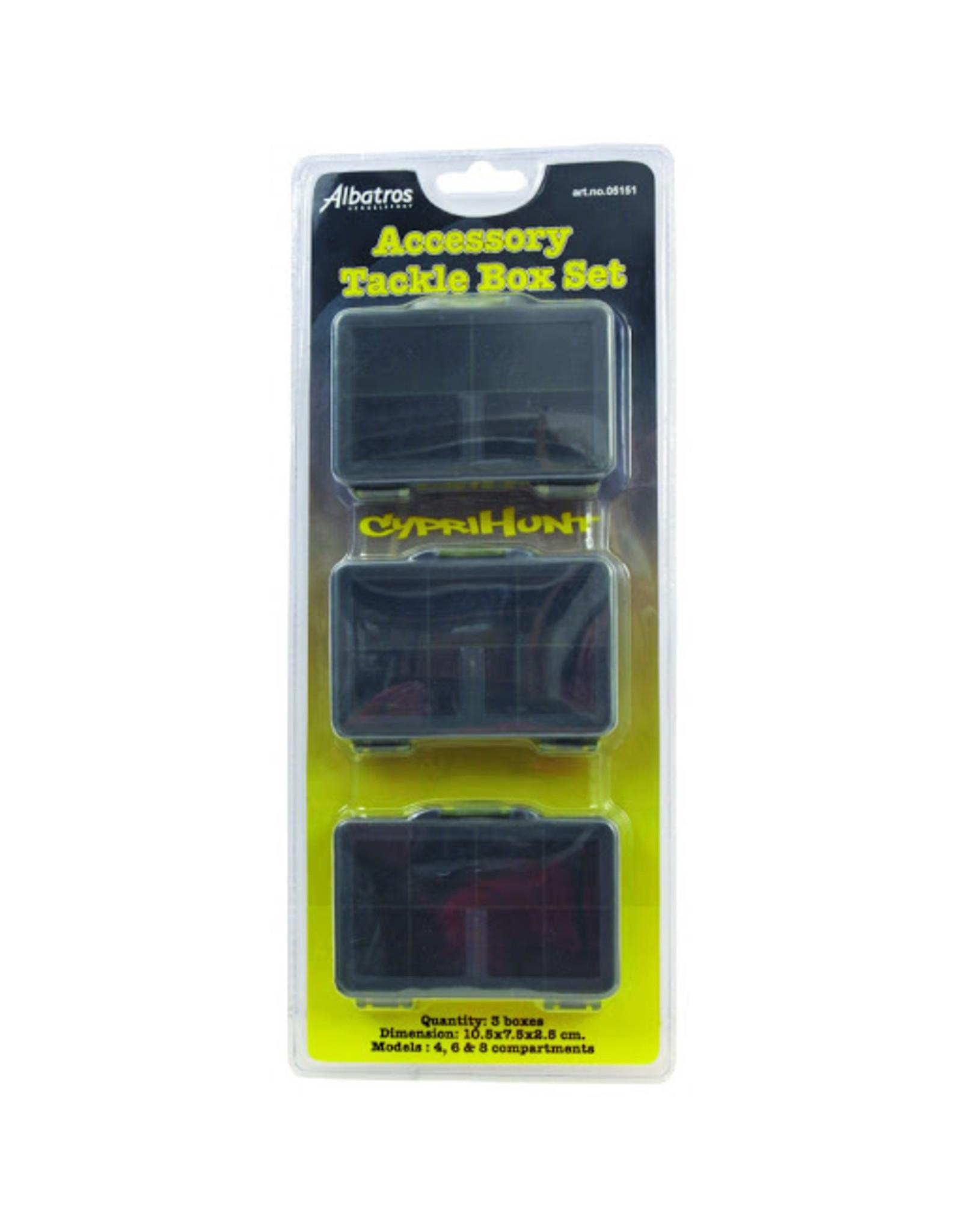 Albatros Accessoires Tackle Box Set