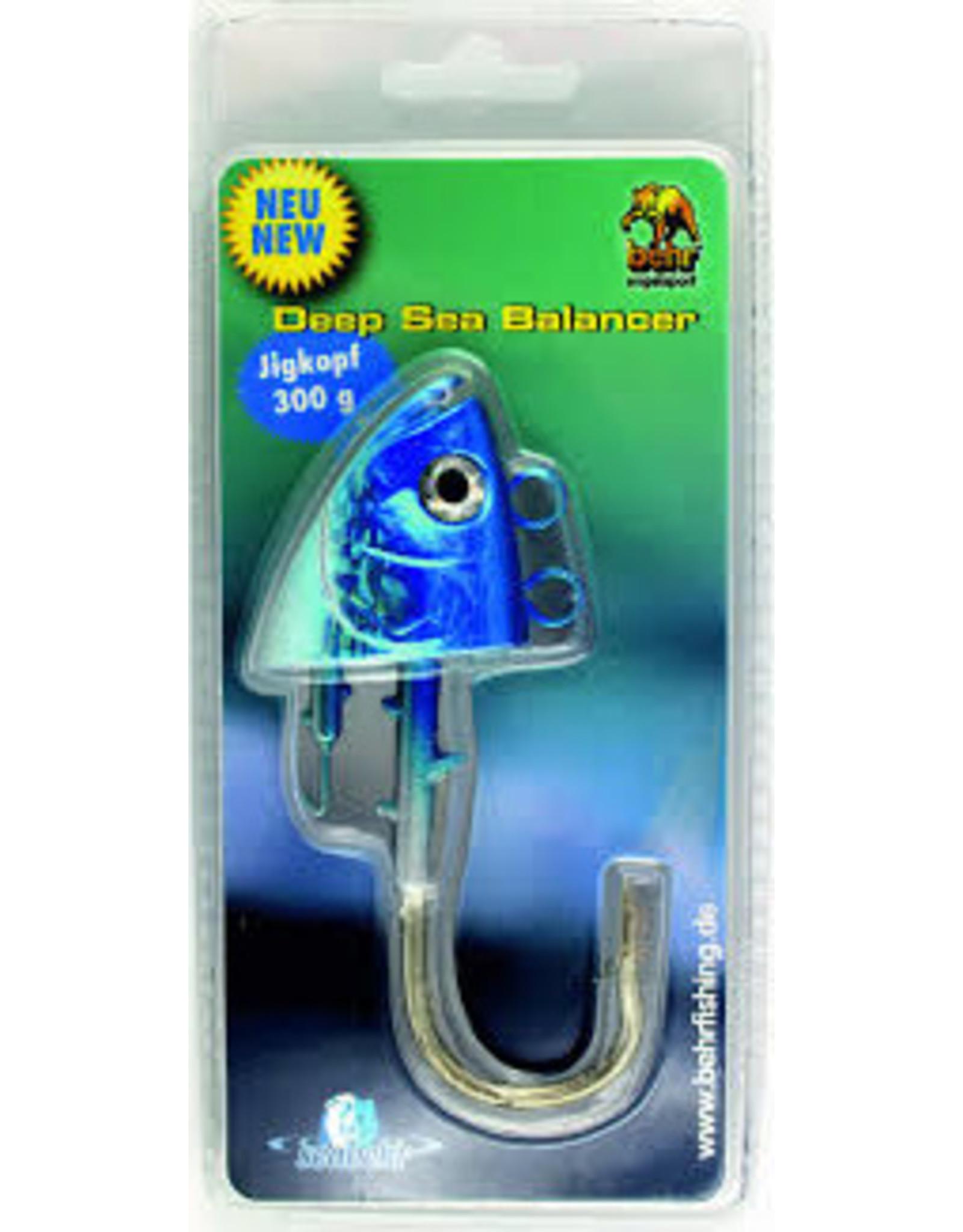 behr Behr Deep Sea Balancer Jigkop 300 gr