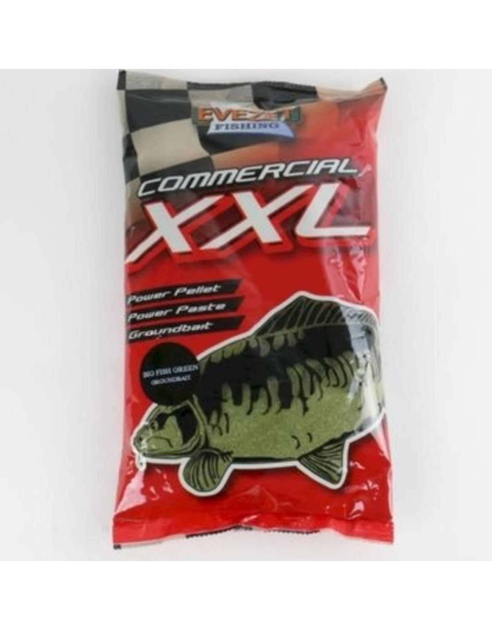 evezet xxl Comercial Groundbait big fish green