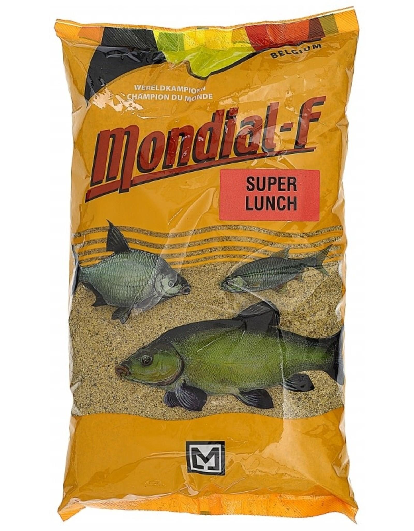 Marcel van de Eynde Mondial-f Super Lunch